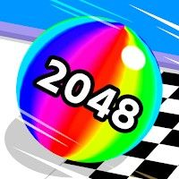 Ball Run 2048