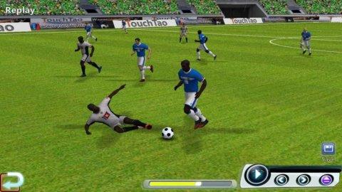 Футбол Лига мира