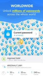 WiFi Map – бесплатные пароли и горячие точки