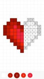 Sandbox Pixel Coloring