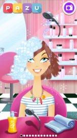 Парикмахерская для девочек