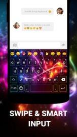 Клавиатура смайлов KK Emoticon