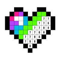 Раскраска по числам (Color by Number)