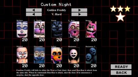 Five Nights at Freddy's: SL