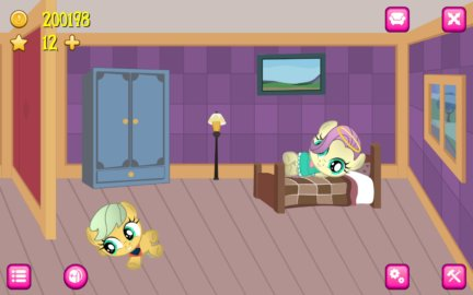 Домашняя Пони 2