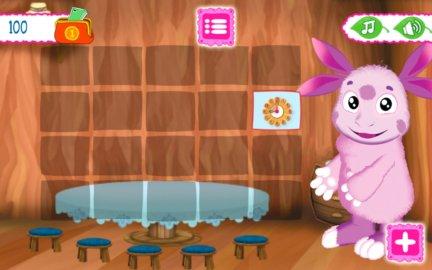 Лунтик: Детские игры