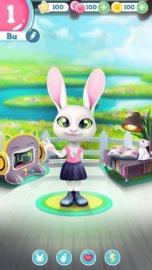Bu Кролик - Игра питомцы животным уход