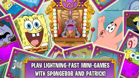 Губка Боб: игровое безумие