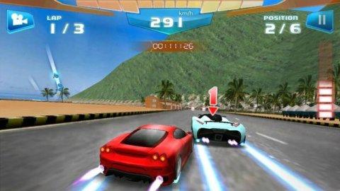 Быстрые гонки 3D - Fast Racing