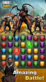 Zombies & Puzzles: RPG Match 3