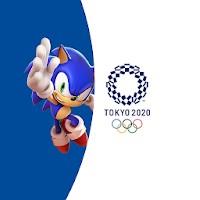 Соник на Олимпийских играх 2020 в Токио