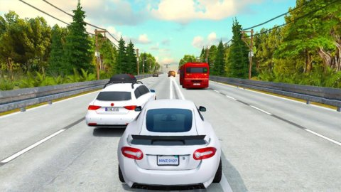Highway Traffic Racing: Extreme Simulation
