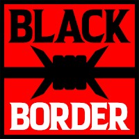 Black Border Game: Border Cross Simulation