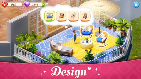 My Story - Mansion Makeover
