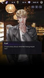Blood Kiss: interactive stories with Vampires