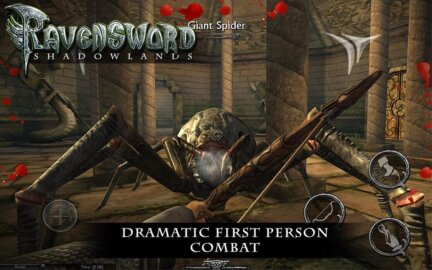RAVENSWORD: SHADOWLANDS RPG