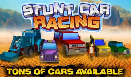 Stunt Car Racing - Multiplayer