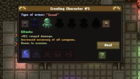 Caves (Roguelike)