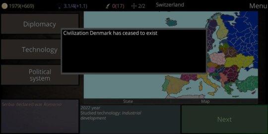 Civilization Path