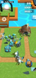 Buildy Island 3d: Hire&Craft Casual Adventure
