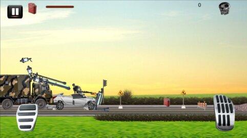 Car Crash 2d