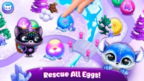 Fluvsies Pocket World - Pet Rescue & Care Story