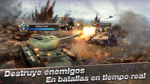 Furious Tank: War of Worlds (Яростный танк)