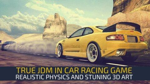 JDM Racing: Drag & Drift online races