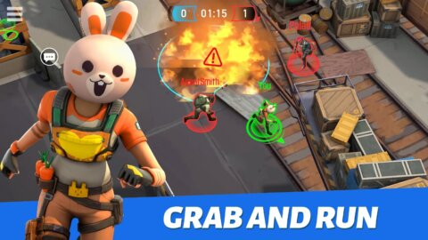Outfire: Multiplayer online shooter