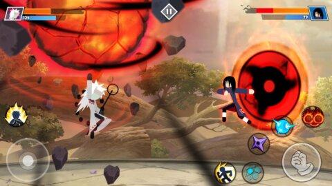 Stickman Shinobi: Ninja Fighting