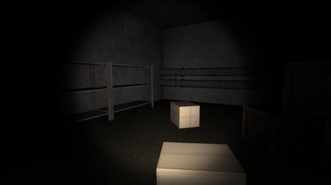 The Ghost - Co-op Survival Horror Game