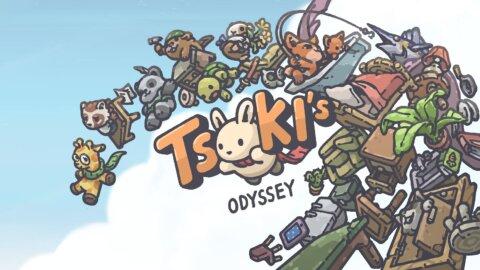Tsuki's Odyssey