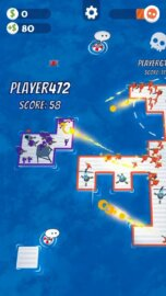 War of Rafts: Crazy Sea Battle